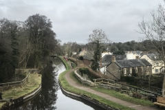 Talybont-on-Usk and Checkpoint 1