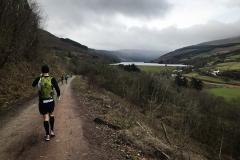Heading Towards Talybont Reservoir