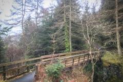 Bridge Near Pontsticill Reservoir